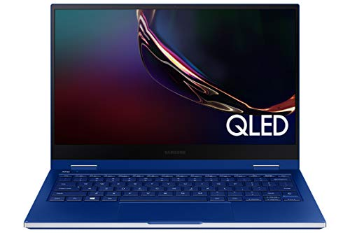 Samsung Galaxy 13.3u0022 Book Flex 512GB Storage Laptop, Royal Blue