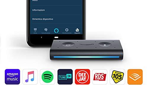 Echo Auto - Porta Alexa in auto con te