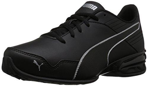 PUMA Men's Super Levitate Sneaker, Black, 9.5 M US