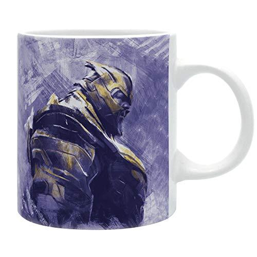 ABYstyle - Marvel - Tasse - 320 ml - Avengers Endgame - Thanos