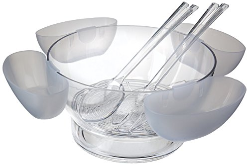 Prodyne Orbit Ice Bowl, 11 x 6, Clear