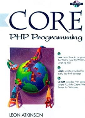 Core PHP Programming (3rd Edition)