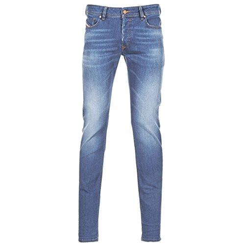 Diesel Sleenker Jeans Herren Blau / 084yk - DE 46 (US 36/34) - Röhrenjeans
