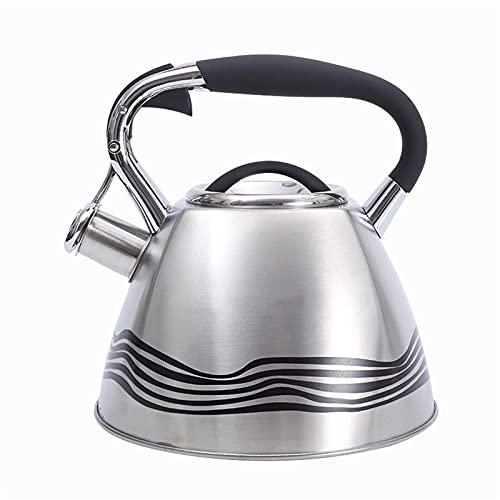 Kettle,Rapid Boil Jug Kettle,Portable Hot Water Kettle,Stainless Steel Kettle 3.5L