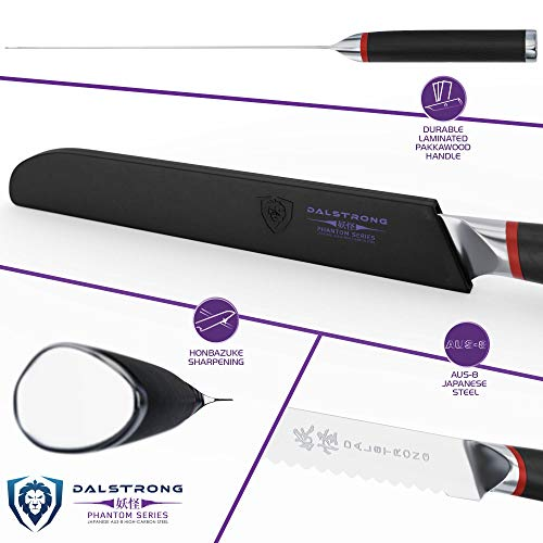 DALSTRONG 9-in Japanese High-Carbon - AUS8 Steel
