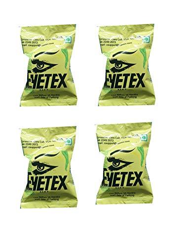 advancedestore Eyetex Standard Kajal 1.5 grams each (Pack of 4)