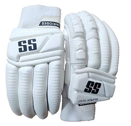 SS Cricket Batting Gloves Super Test Mens Left Hand