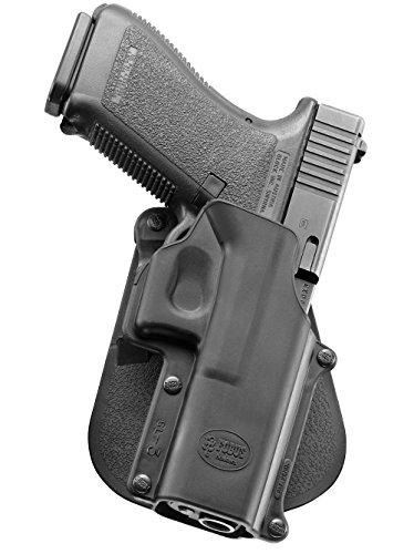 Fobus - Pistola de reposición de retención para Glock 20, 21, 21SF, 37, 41, ISSC M22, funda de polímero