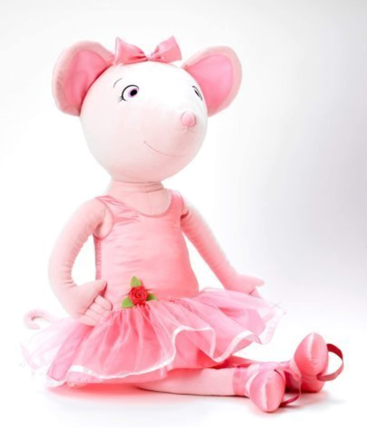 Alexander Dolls Dance with Me, 36 Angelina Ballerina Cloth Doll by Alexander Doll