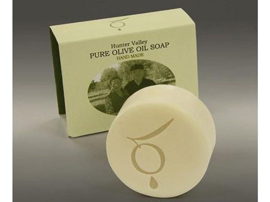 教酸素農学バロッグ夫妻の手作りエキストラバージンオリーブオイル石鹸 オリジナル 100g