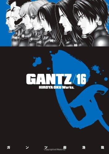 Gantz Volume 16