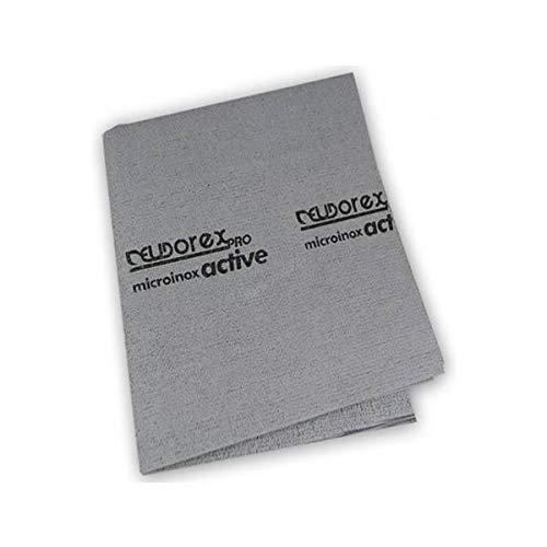 Eudorex MICROINOX ACTIVE panno con azione anticalcare sgrassante 37x35 cm