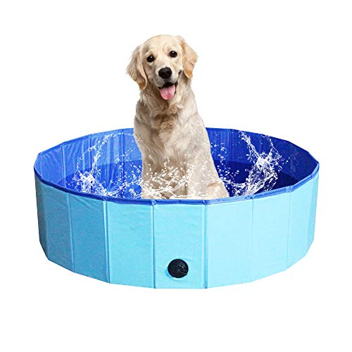 NHILES Portable Pet Dog Pool