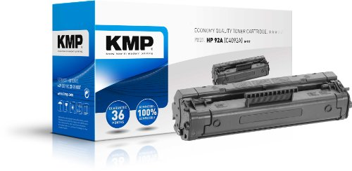 KMP Toner voor HP Laserjet 1100 Refill, tekstkwaliteit inhoud 160 g voor ca. 2500 pagina's, geel
