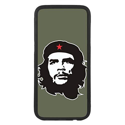 afrostore Funda Carcasa de móvil para Samsung Galaxy J5 (2017) che Ernesto che Guevara TPU Borde Negro