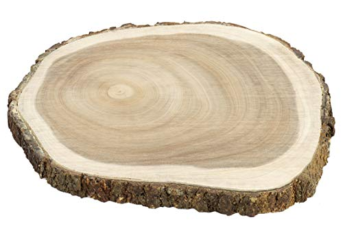 Schors houten plank Acacia 30x28,5