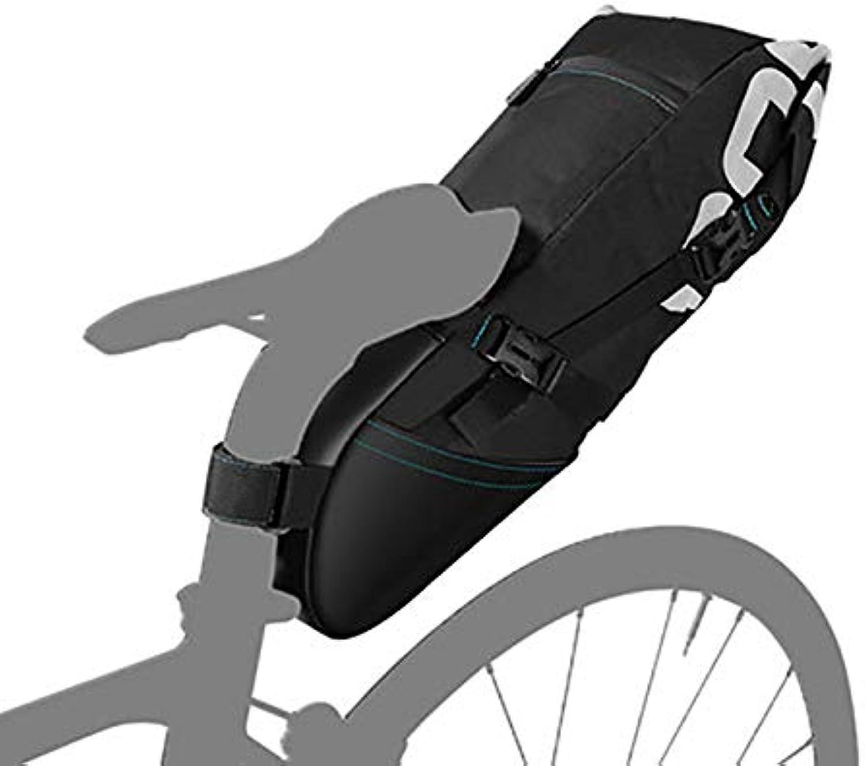 Bicycle Tail Bag Waterproof Large Capacity Rear seat Bag Mountain Bike Tail Bag Road Bike Riding Equipment Saddle Bag