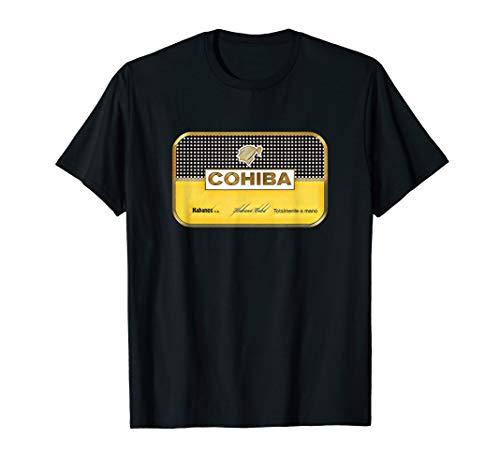 COHIBA Cuban Cigar Smoker's T-Shirt