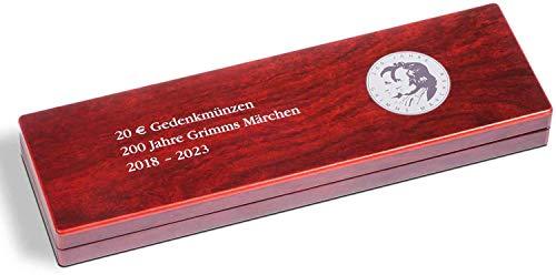 Münzetui VOLTERRA von Leuchtturm für 20 Euro Grimms-Märchen 2018-2023 Gedenkmünzen