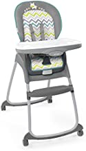 Ingenuity Trio 3-in-1 High Chair - Ridgedale - High Chair, Toddler Chair, and Booster