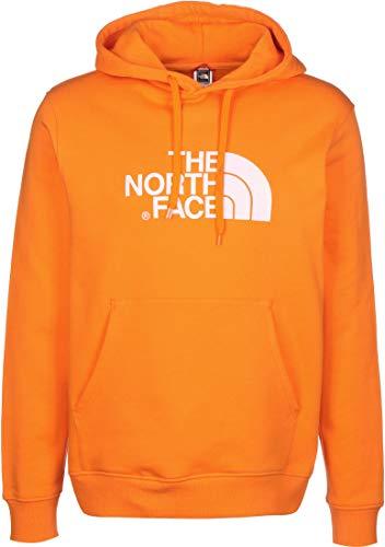 The North Face Drew Peak Sudadera con Capucha Flame Orange