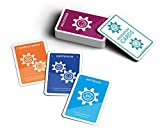 MEINSPIEL Delegation Cards - Spielkarten für bis zu 7 Spieler - Deutsch