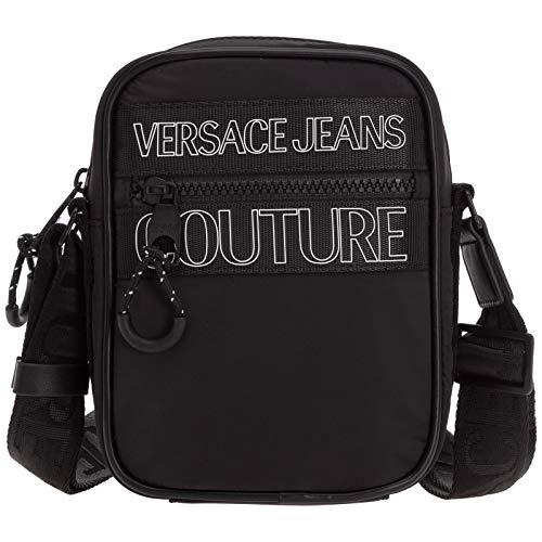 Versace Jeans Couture Porta små väskor män svart – en storlek – plånbok/handväska väska