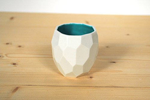Poligon Espresso Tasse - ontwerp tassen keukengerei huis kaffeetasse aardewerk abendessen diner espressokocher geschirr porzellan