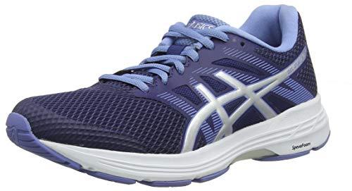 ASICS Gel-Exalt 5, Scarpe da Running Donna, Blu (Indigo Blue/Silver 400), 40 EU