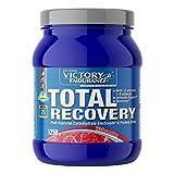 VICTORY ENDURANCE Total Recovery, Maximiza la recuperación después del entrenamiento, Enriquecido con electrolitos y vitaminas, Sabor Sandía (1250 g)