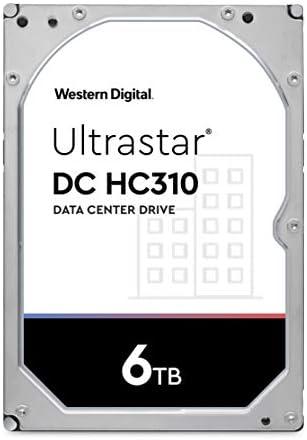 HGST Ultrastar DC HC530 Disco Duro Interno Color Blanco 3.5 SATA 14 TB