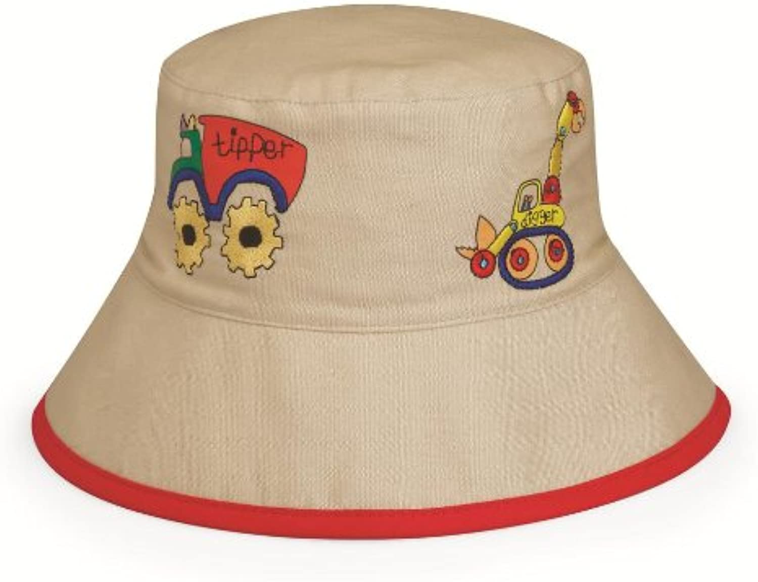 c70d239b39ad1c Wallaroo Digger UV Bucket Hat Beige, 25 Years Boy's neqrza2261 ...