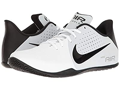 Nike Women's Multicourt 7 Volleyball Shoe White/Silver Size 6.5