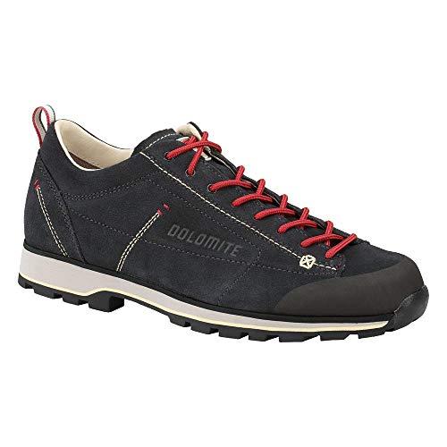 Dolomite Dolomite Unisex-Erwachsene Zapato Cinquantaquattro Low ZINQUANTAQUATTRO NIEDRIGER Schuh, Blaues Weiss Kabel, 41 1/3 EU