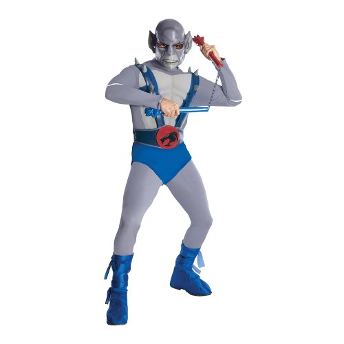 Thunder Cats Panthro Muscle Chest Costume for Men