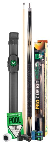 McDermott Pro Pool Cue Kit