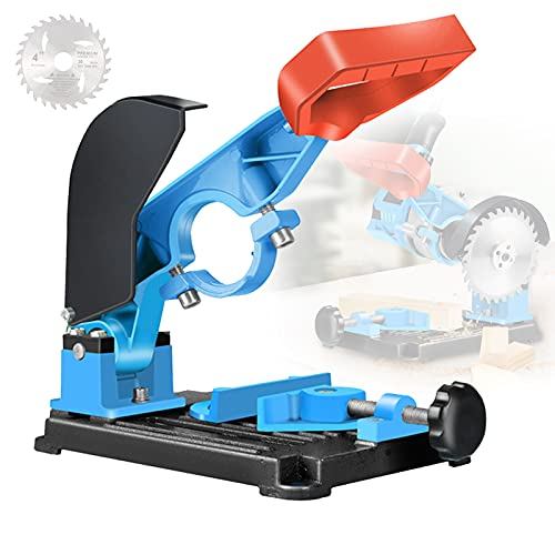 FRIBLSKEL Table Top Drill Press, Bench Drill Press Stand Adjustable Clamp High Precision, Multifunction Benchtop Drill Press High Stability with Protective Cover,B