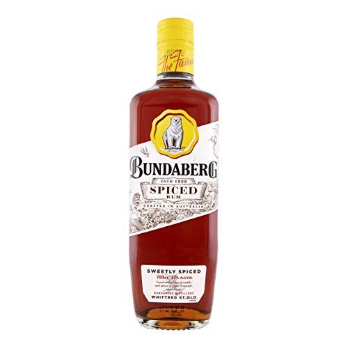 Bundaberg Spiced Australian Rum (1 x 0.7 l)