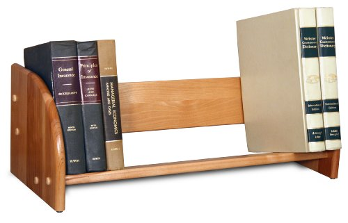 Catskill Craftsmen Deluxe Book and Video Rack