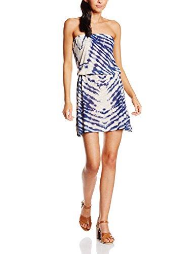 G.S.M. Europe - Billabong Damen Kleid New AMED, Blue Cruz, M