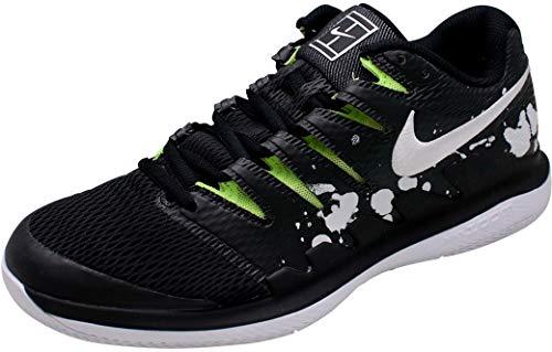 Nike Nike Air Zoom Vapor X Hc Prm - black/white-volt glow, Größe:10