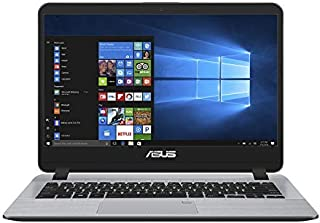 (Renewed) ASUS VivoBook X407UF-EK140T 14.0-inch Thin and Light Laptop (8th Gen Intel Core i5-8250U/8GB/1TB HDD/Windows 10/...