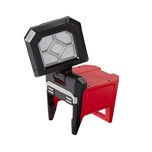Milwaukee M18 18-Volt Lithium-Ion Cordless Rover Mounting 1500 Lumens Flood Light, Mount, Clamp, Hang or Carry Anywhere,3 Light Output Modes, Impact Resistant, LEDS Never Need Replacing