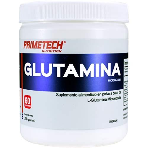 L-Glutamina Micronizada Primetech 300 gr