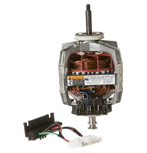 WE17X 23463GE Trockner Kit Motor und Riemenscheibe Wit