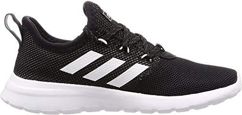 adidas Kinder Lite Racer Sneaker schwarz 40