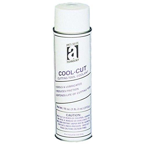 Anti-Seize Technology 17050 ANTI-SEIZE TECHNOLOGY Cutting Tool Coolant, Aerosol Can
