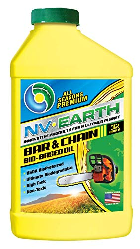 NV Earth Biodegradable Bar & Chain Oil - Qts