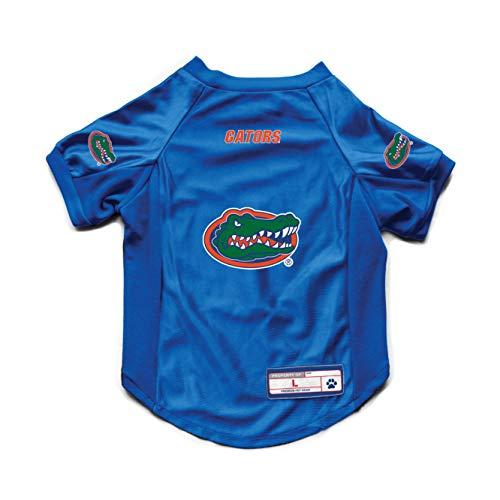 NCAA Florida Gators Pet Stretch Jersey, Medium
