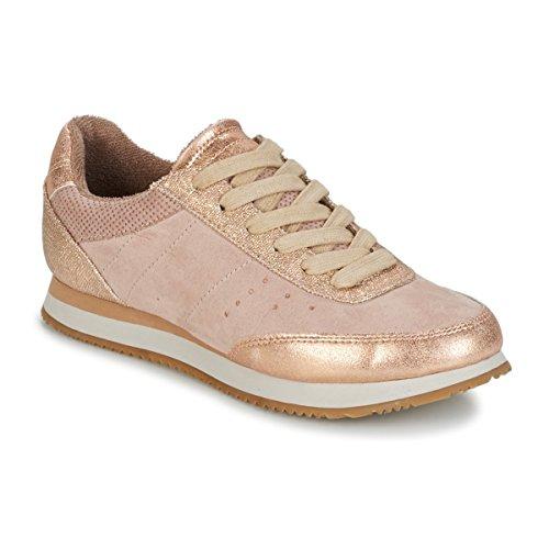 ESPRIT Sneaker Damen 077EK1W032 Größe 42 EU Rot (Rose)